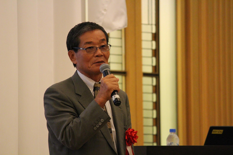 井坂猛先生